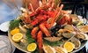 Seafood Hotplate for Two