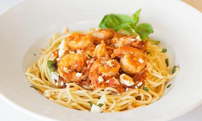Pegasus Restaurant and Taverna - Greektown: $30 for $50 Worth of Greek Cuisine at Pegasus Restaurant and Taverna