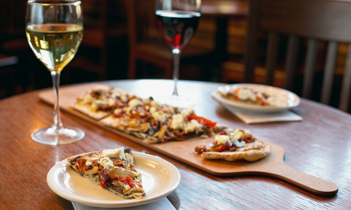 Providence Coal Fired Pizza - Downtown Providence: $15 for $30 Worth of Italian Cuisine and Drinks at Providence Coal Fired Pizza