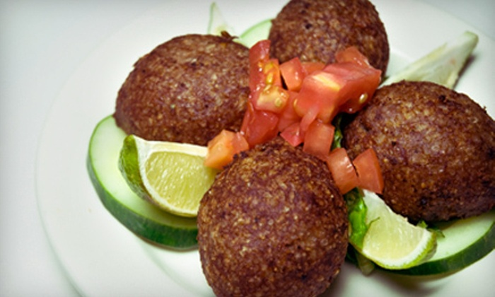 The Patio - Arcadia: $12 for $25 Worth of Lebanese Fare at The Patio in Arcadia