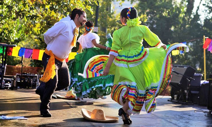 Grupo Folklorico Los Laureles - San Jose: $59 for Eight Weeks of Mexican Folklorico Dance Classes at Grupo Folklorico Los Laureles ($120 Value)