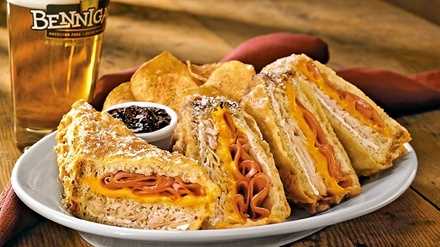 American Fare for Two at Bennigan's (40% Off)