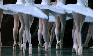 Inland Empire Contemporary Ballet: One Month of Unlimited Adult Ballet Classes for One or Two at Inland Empire Contemporary Ballet (Up to 70% Off)