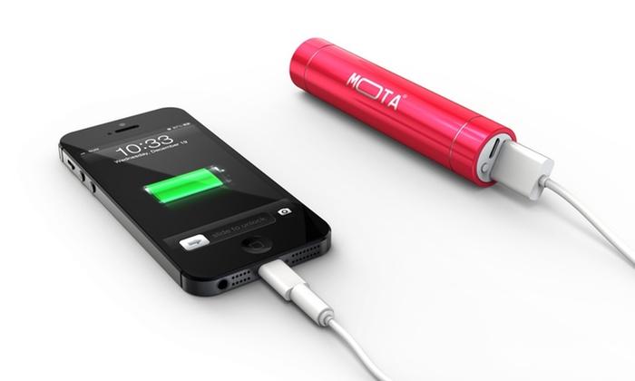 Mota Smartphone Battery Stick with Optional Accessory Bundle: Mota Smartphone Battery Stick with Optional Accessory Bundle from $17.99–$24.99. Multiple Colors. Free Returns.