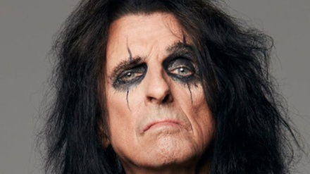 Alice Cooper with special guest Ace Frehley on September 19 at 7:30 p.m.
