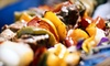 Layaly Mediterranean Grill - Central Richmond: Three-Course Mediterranean Meal for Two, Four, or Six at Layaly Mediterranean Grill (Up to 55% Off)