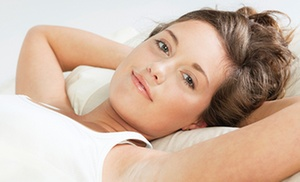Grandview Aesthetic Center: Four Laser Hair-Removal Treatments at Grandview Aesthetic Center (Up to 88% Off)