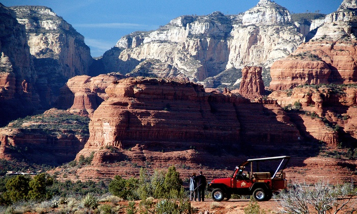 Red Rock Western Jeep Tours - Sedona: Two-Hour Jeep Tour of Sedona for Two, Four, or Six from Red Rock Western Jeep Tours (Up to 41% Off)