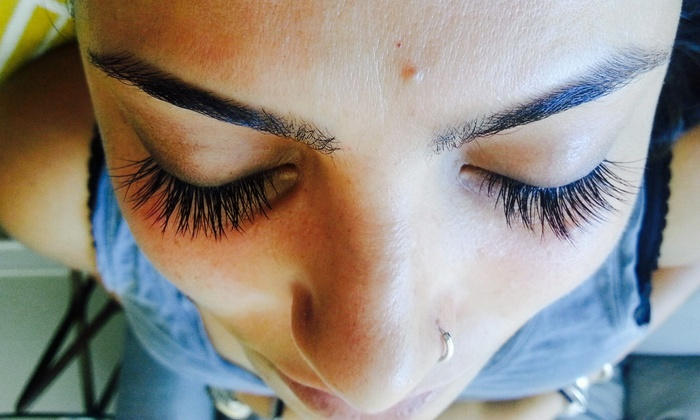 Lovely Lashes By Kate - Los Angeles: $122 for $320 Worth of Eyelash Extensions — Lovely Lashes by Kate