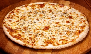 Pizza And Italian Food For Dine-in Or Takeout Or Large Pizza With Wings At Marvin Mozzeroni