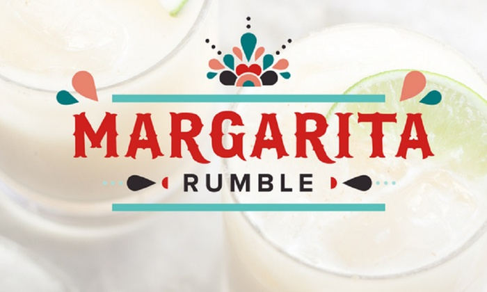 Craft Hospitality - Margarita Rumble: Margarita Rumble, Standard or VIP Ticket, 28 April at The Yard (Up to 40% Off)