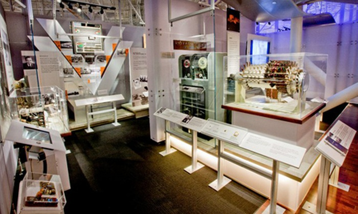 Computer History Museum - Mountain View: Day at Computer History Museum for Two or Four (Up to 52% Off)