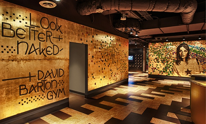 David Barton Gym - Multiple Locations: $69 for Two-Month Unlimited Membership at David Barton Gym ($250 Value)