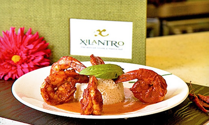 Xilantro Restaurant - Wayne: Mexican Food at Xilantro Restaurant (Up to 51% Off). Three Options Available.