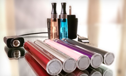 E-Cigarette Packages at 21 Century Smoking (Up to 51% Off). Two Options Available.