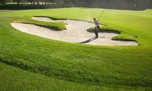 Tuckaway Golf Club: $48.50 for 18 Holes of Golf for Two with Cart at Tuckaway Golf Club in Crete (Up to $88 Value)