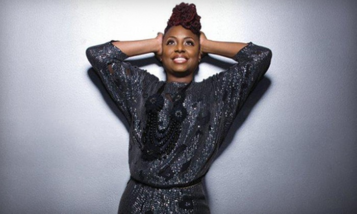 Ledisi - Murat Theatre at Old National Centre: $20 to See Ledisi and Eric Benet at Murat Theatre at Old National Centre on August 1 at 8 p.m. (Up to $41.99 Value)