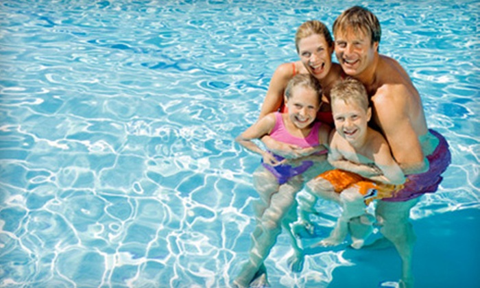 Atlantis Sports Club & Spa - Parsippany-Troy Hills: Adult or Youth Summertime Membership with Pool Access at Atlantis Sports Club & Spa (Up to 67% Off)