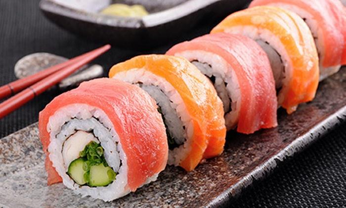 Sabi Asian Bistro - Davidson: $10 for $20 Worth of Japanese Cuisine and Sushi at Sabi