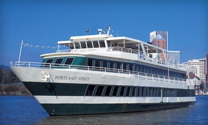 Portland Spirit Cruises - Salmon Springs Dock: $11.50 for Radical '80s Dance Cruise from Portland Spirit Cruises ($23.50 Value)