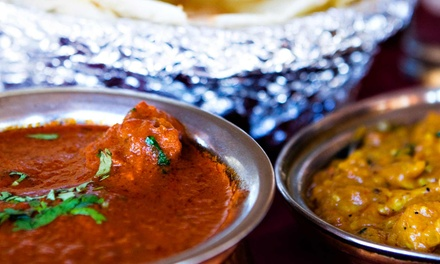 $11 for $20 Worth of Indian Cuisine at New India Restaurant