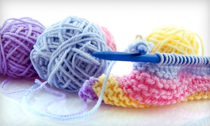 Crafty Lady Trio - Waldenburg: Six-Week Needlework Class or a Six-Hour Needlework Retreat for Two at Crafty Lady Trio in Macomb Township (Half Off)
