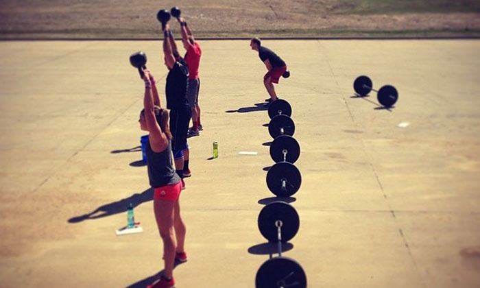 Cedar Rapids CrossFit - Cedar Rapids: Three Beginner Classes with 8-Visit Punch Card or 1 Month of Unlimited Classes (Up to 73% Off)