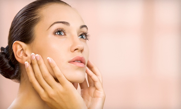 Allure Beauty Lounge - Pilsen: One or Three Facials at Allure Beauty Lounge (Up to 78% Off)