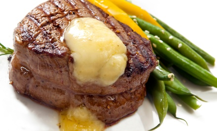 Lunch or Dinner for Two at Fitz's Classic Grill (Up to 51% Off)