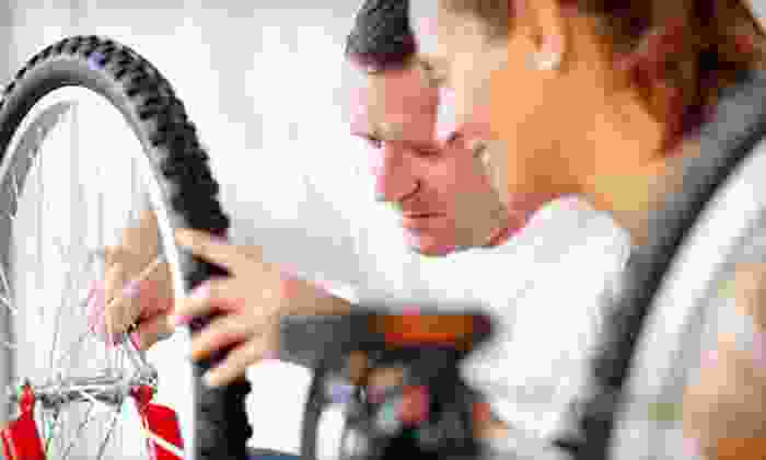 Spin Bike Shop - Lakewood: $35 for a Bike Tune-Up at Spin Bike Shop ($70 Value)