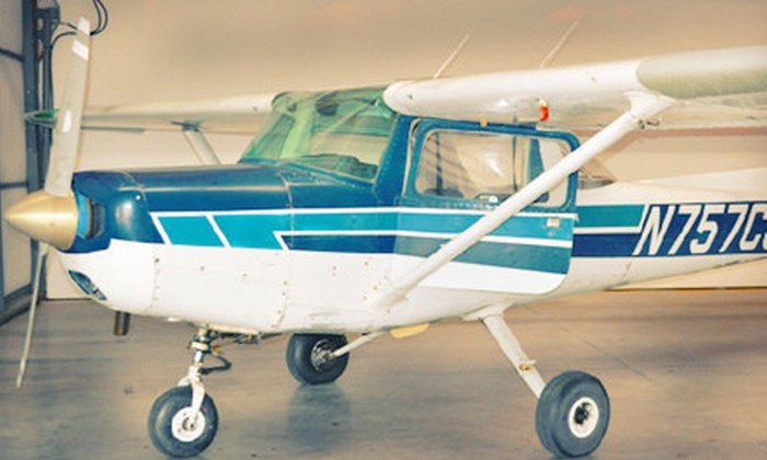Big Air Aviation - Rutherfordton: Introductory Flight Lesson with 30- or 60-Minute Flight from Big Air Aviation (Up to 53% Off)