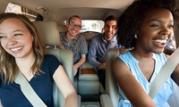 GROUPON: 80% Off Ridesharing Services from Sidecar Sidecar