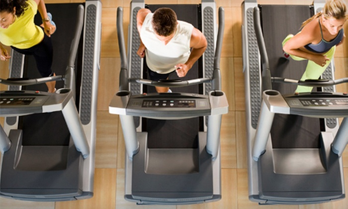 Colonial Fitness Center - Multiple Locations: $35 for 10 Gym Visits at Colonial Fitness in Sinking Spring ($100 Value)