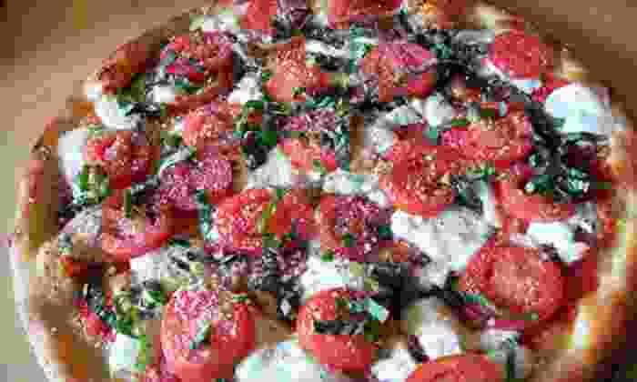 Tour de Pizza - North East Park: $10 for $20 Worth of Pizza at Tour de Pizza