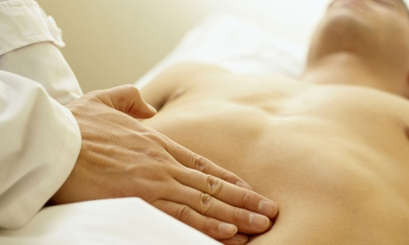 One Deep-Tissue or Shiatsu Bodywork Session with One Postural Assessment at Body Tuning (54% Off)