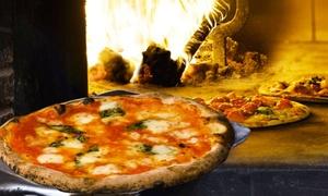 Al Giropizza: Al Giropizza - Pizza all you can eat a scelta tra 25 tipi, birra, sorbetto e caffè per 2, 4 o 6 persone Valido in 2 sedi