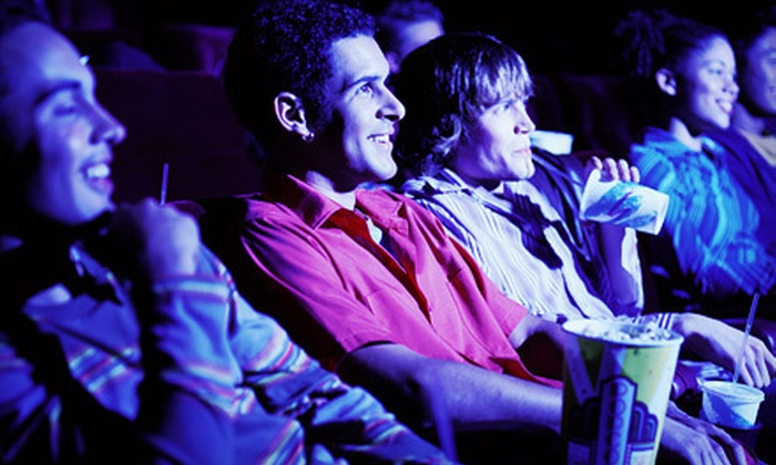 Movie Buff Theatre - Westchester Estates: Movie Outing with Popcorn and Sodas for Two or Four at Movie Buff Theatre (Up to 56% Off)