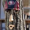 NFL Forest Face Decoration