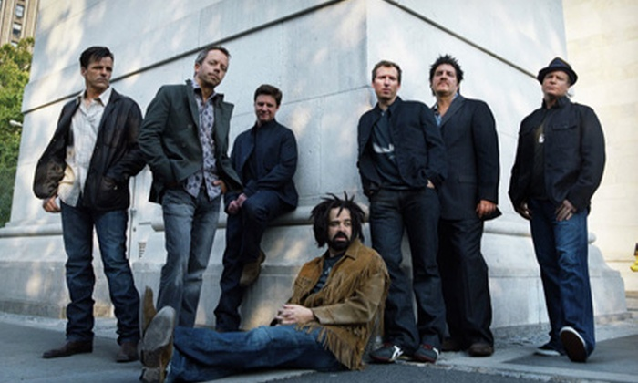 Counting Crows and The Wallflowers - The Embarcadero: $20 to See Counting Crows and The Wallflowers at America's Cup Pavilion on July 18 at 7 p.m. (Up to $41 Value)