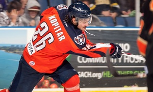 Ontario Reign Vs Allen Americans: $36 for Two Tickets to See the Ontario Reign in the Kelly Cup Playoffs at Citizens Business Bank Arena ($71 Value)
