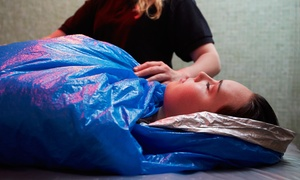 4 Seasons Salon: One or Three Fit Infrared Body Wraps at 4 Seasons Salon (Up to 71% Off)