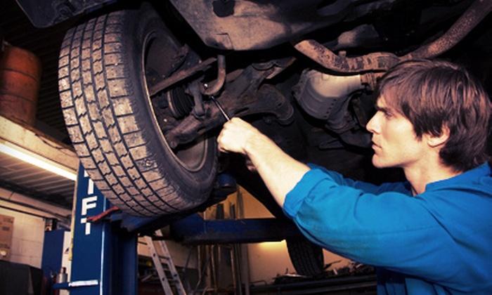 Beach Pleez Auto Repair - Lansdowne - Baltimore Highlands: $75 for Brake Pad Service at Beach Pleez Auto Repair ($167 Value)