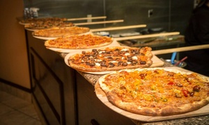 Chef J's Pizza Shack: Pizza or Catering at Chef J's Pizza Shack (Up to 40% Off)