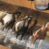 36-Pack of Horse-Themed Paper Placemats