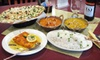 Up to 60% Off Indian Fare at Delhi Palace