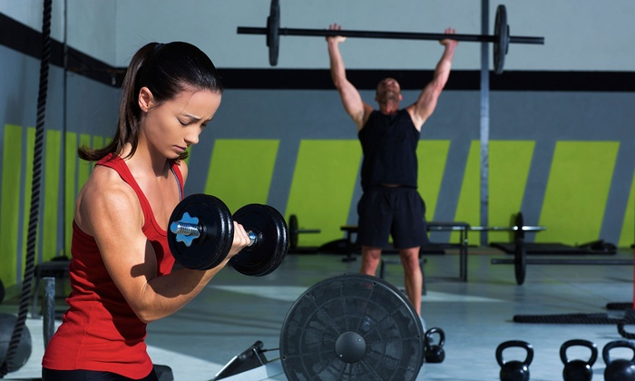 Desert Forge Crossfit - Northwest Albuquerque: 10 CrossFit Classes, One Month of CrossFit, or Personal Training at Desert Forge Crossfit (Up to 74% Off)