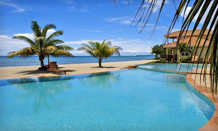 Hopkins Bay Resort - Hopkins, Belize: Three-, Five-, or Seven-Night Stay for Two or Four at Hopkins Bay Resort in Hopkins, Belize