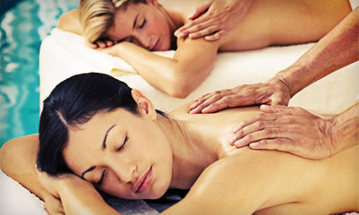 Sea Grass Therapies - Methuen Town: $179 for a Spa Package for Two with Massage, Facial, Mask, and Paraffin Foot Dip from Sea Grass Therapies ($370 Value)