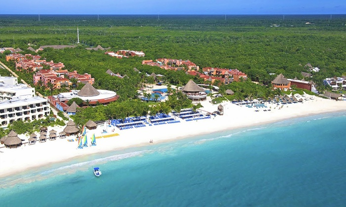 Catalonia Playa Maroma - Riviera Maya, Mexico: 3-, 4-, 5-, or 7-Night All-Inclusive Stay for Two at Catalonia Playa Maroma in Riviera Maya, Mexico; Incl. Taxes & Fees