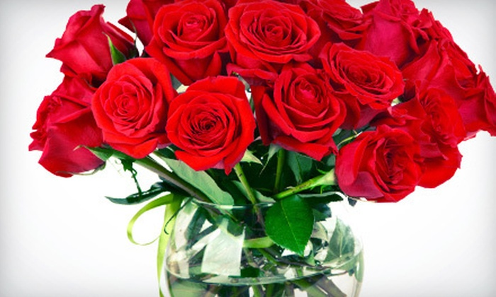 Danny's Flowers & Gifts - Dearborn Heights: Rose Bouquet with Teddy Bear or $10 for $20 Worth of Flowers and Gifts at Danny's Flowers & Gifts